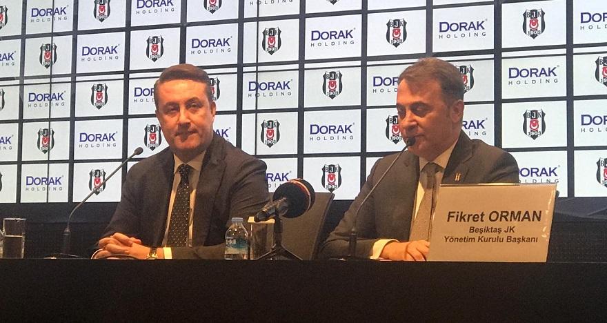 Beşiktaş ile Dorak Tour işbirliği için imza attı!