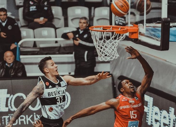 Beşiktaş 8'de 7 yaptı