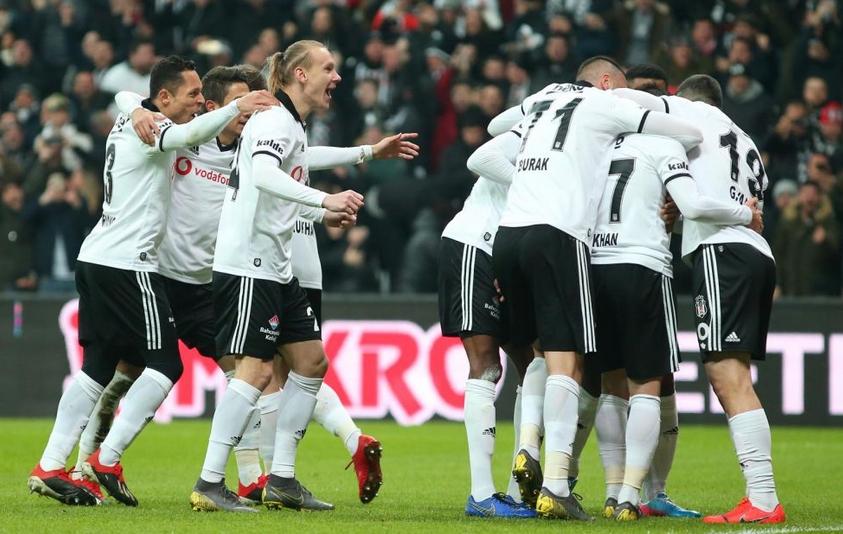 Beşiktaş, tam 17 oyuncusunu milli takımlara gönderiyor