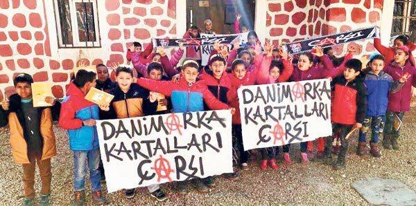Danimarka'dan Şanlıurfa'ya Beşiktaş Köprüsü