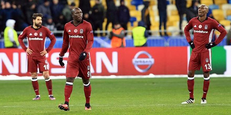 Beşiktaş kaybetti ama Belçika'yı geçeceğiz!