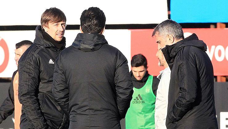 """Guti: """"Beşiktaş'ı çalıştırmak onurdur"""""""