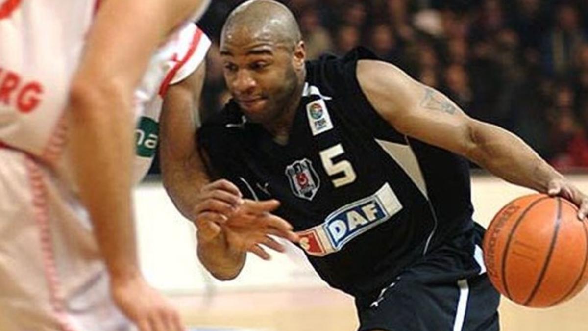 Beşiktaş'ın eski oyuncusu Khalid El-Amin nafaka yüzünden tutuklandı!