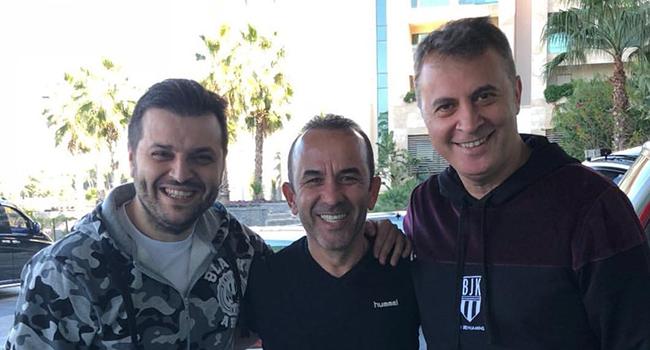Beşiktaş yönetiminde Mehmet Özdilek ismi öne çıkıyor