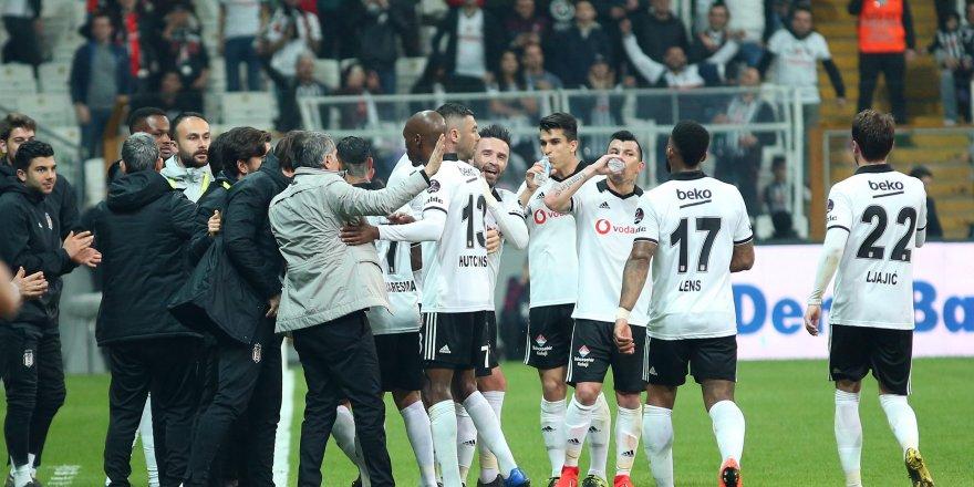 Beşiktaş - Konyaspor maçı ÖZET İZLE (BJK Konya maç özeti)