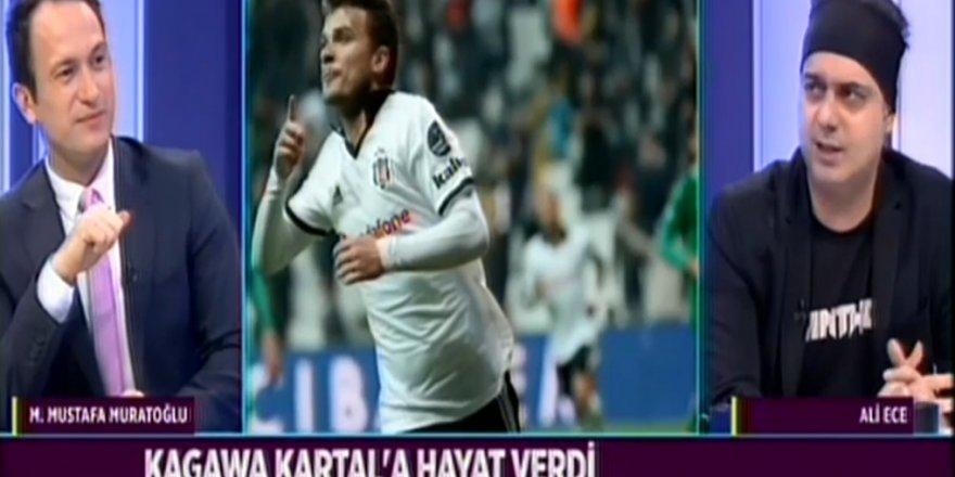 """Ali Ece: """"Burak Yılmaz, Cenk Tosun'dan sonra gelse.."""""""
