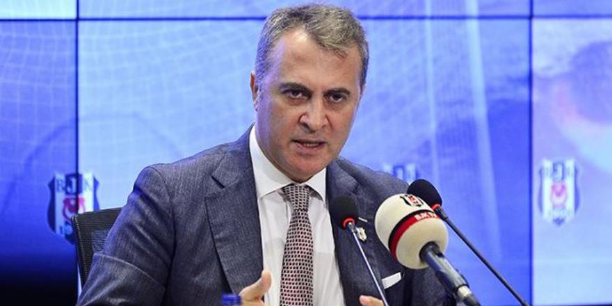 Fikret Orman'dan Aziz Yıldırım'a cevap: ''Beşiktaş'ı kayıran namerttir''