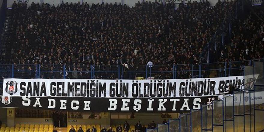 Beşiktaş taraftarını isyan ettiren hata