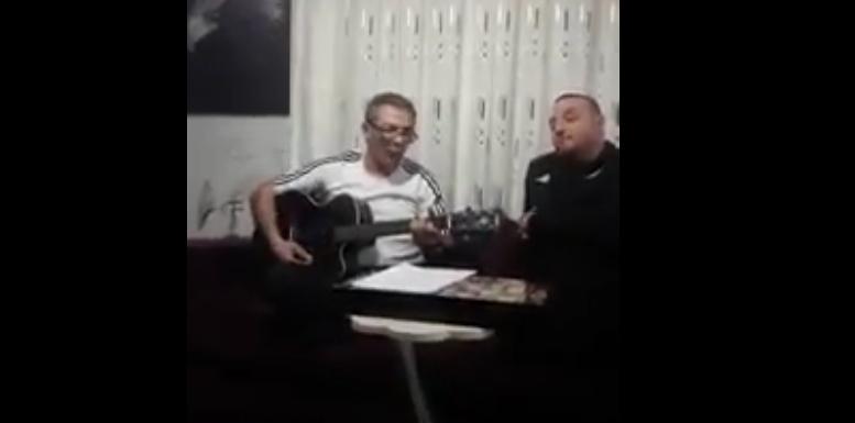 Birol Can'dan Beşiktaş için yeni beste (VİDEO)
