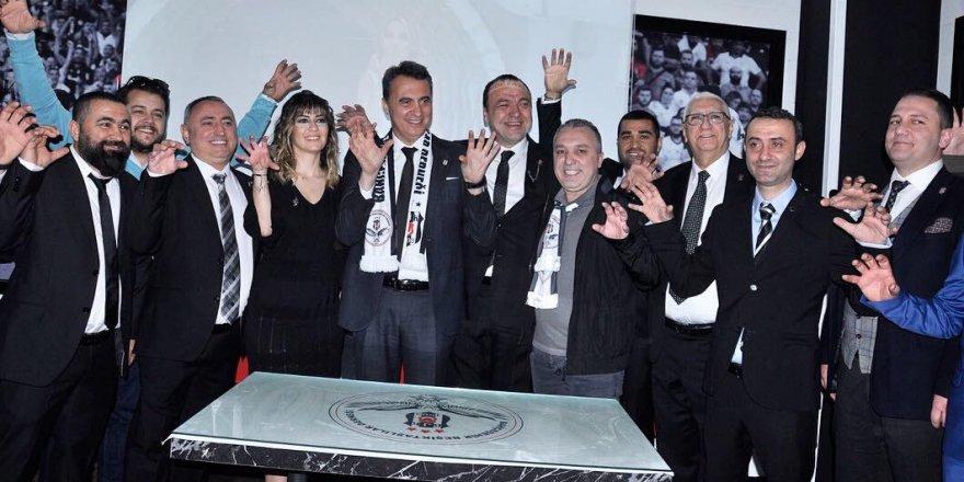 Fikret Orman, Bahçeşehirli Beşiktaşlılarla buluştu!
