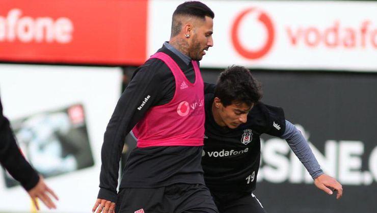 Beşiktaş'ta son karar Quaresma