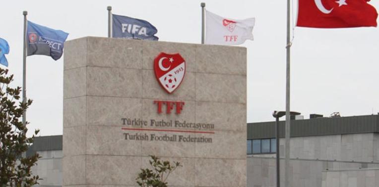 TFF'den Süleyman Seba mesajı!