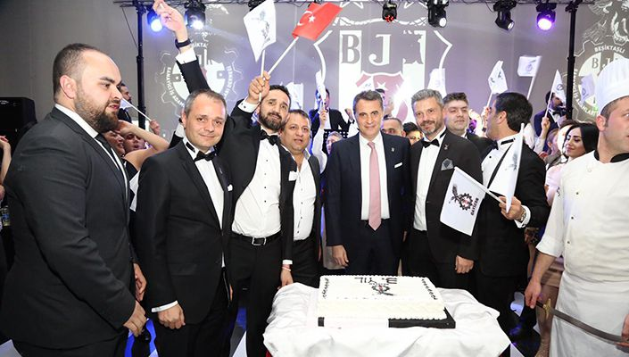 Fikret Orman, Ankaralı Beşiktaşlılarla buluştu