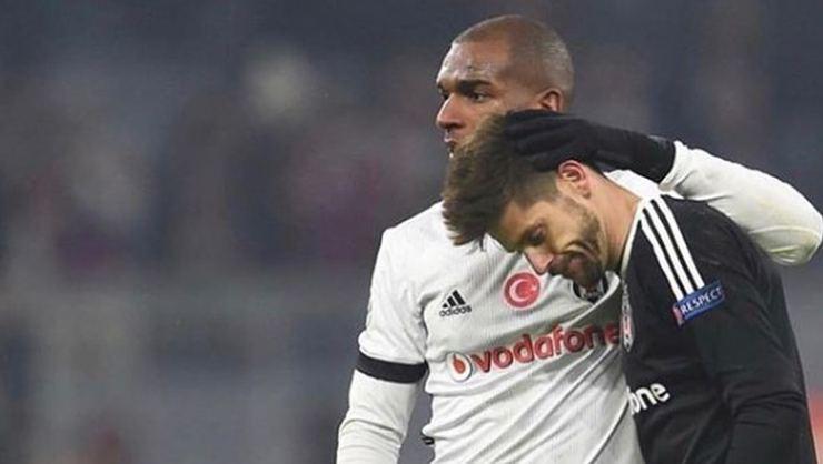 Beşiktaş'ta karar verildi! Fabri gelsin Ryan Babel kalsın