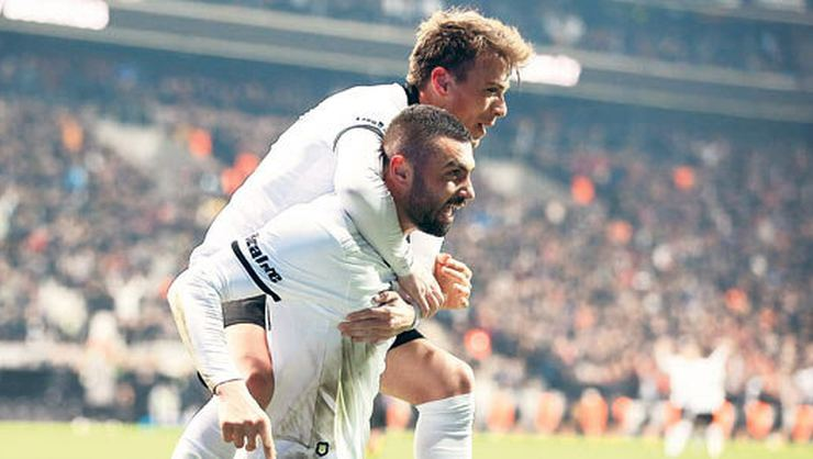 Beşiktaş'ın müthiş ikilisi