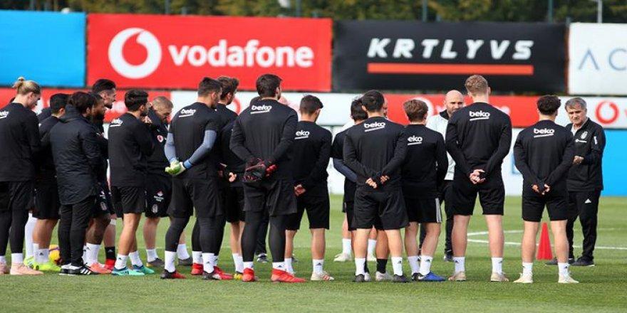 Sivasspor maçı öncesi Beşiktaş'a izin!