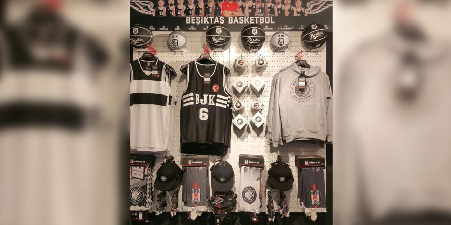 Basketbol ürünleri satışa çıktı