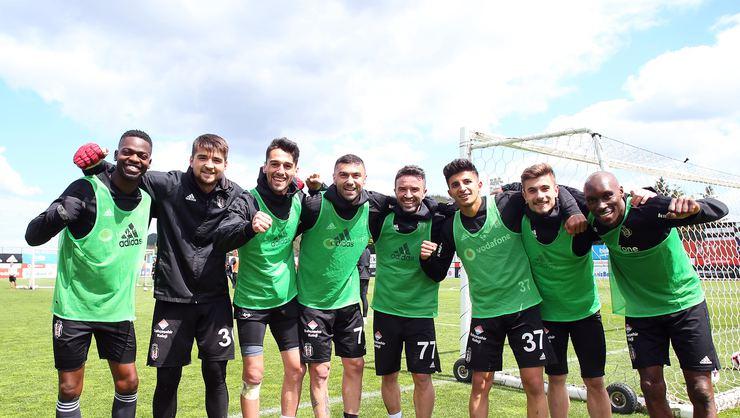 Beşiktaş'ta Şampiyonlar Ligi havası!