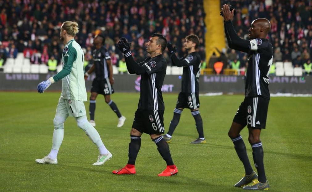 Beşiktaş'ta kimsenin alacağı kalmadı