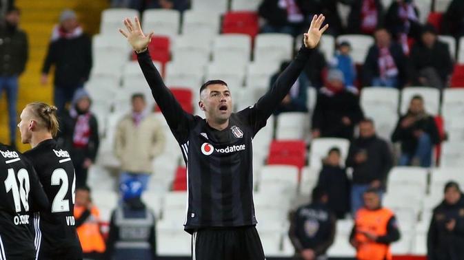 """Fatih Doğan: """"Burak attığı golle Beşiktaş'ı Şampiyonlar Ligi ve hatta şampiyonluk yarışına ortak etti"""""""