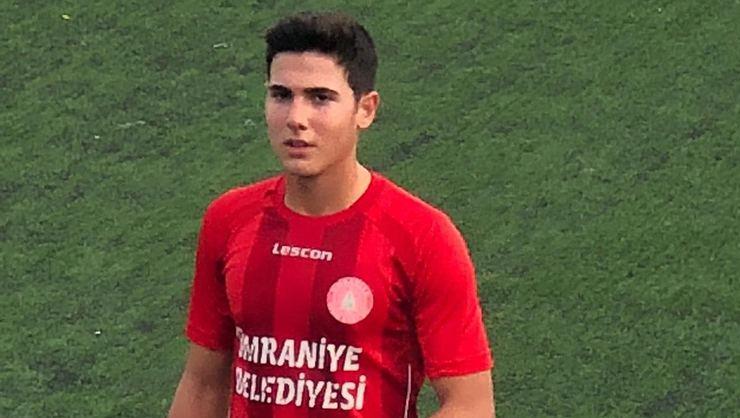 Ümraniyeli genç Beşiktaş'ın radarında