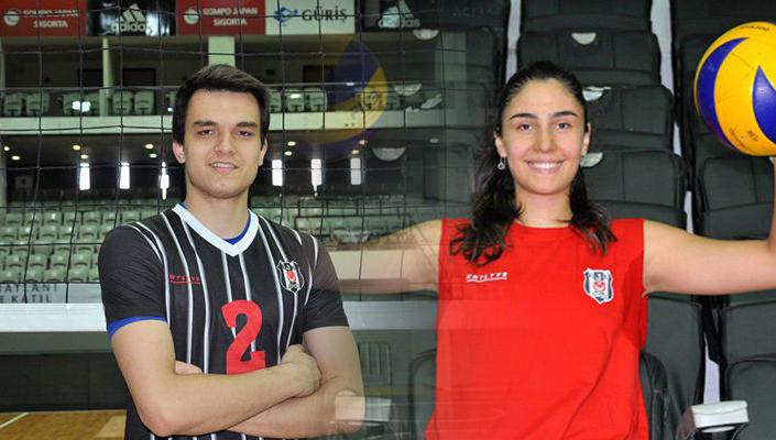 Beşiktaş'tan iki isme milli davet