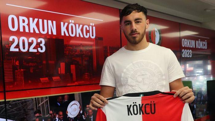 """Orkun Kökçü: """"Ben Beşiktaşlıyım! Hayalim Beşiktaş'ta oynamak."""""""