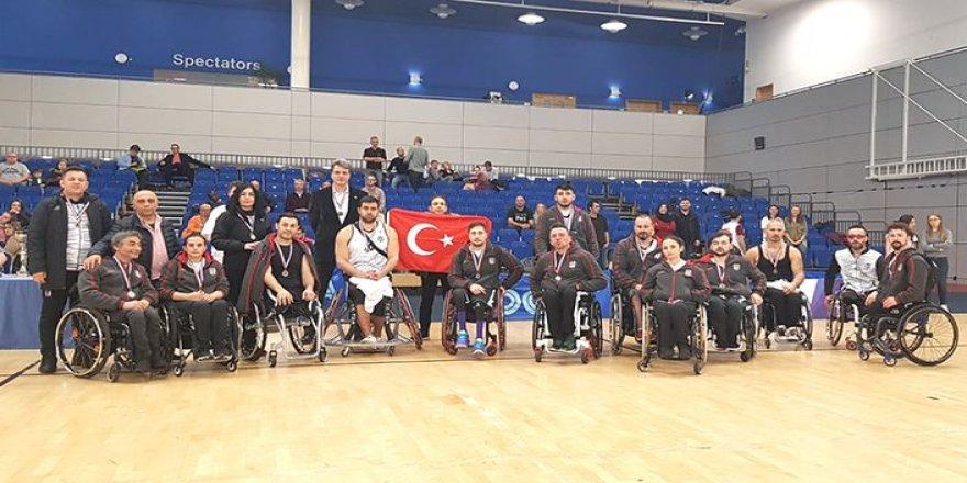 Beşiktaş, Euroleague'de ikinci oldu