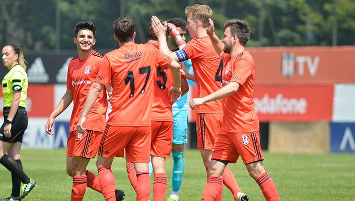 Beşiktaş'ın gençlerinden Ankaragücü'ne gol yağmuru