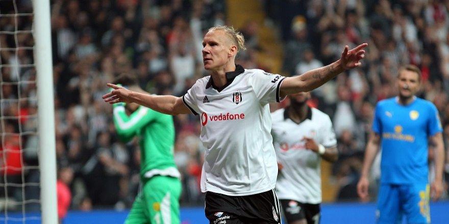 Vida gol atınca Beşiktaş kaybetmiyor!