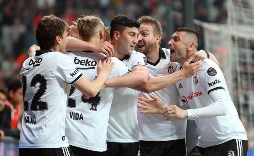 Yok böyle bir geri dönüş! Beşiktaş durdurulamıyor!