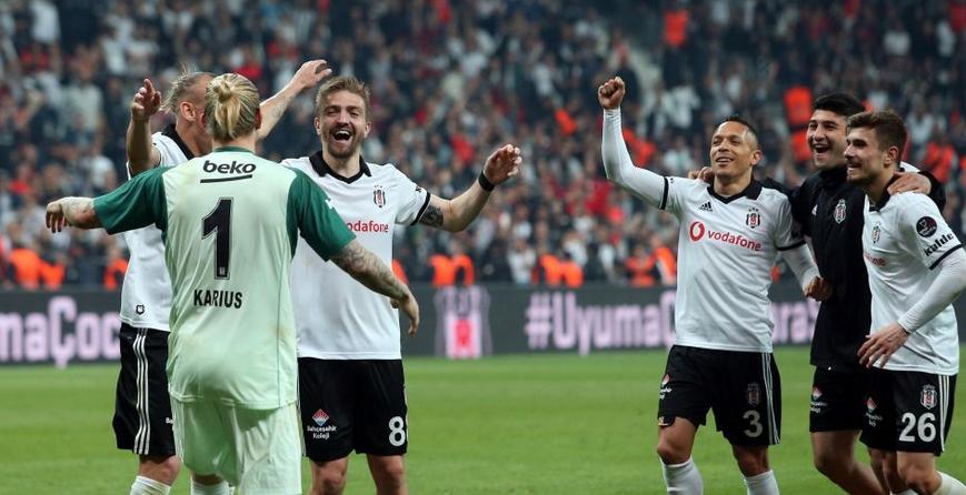 """""""Beşiktaş şampiyonluk treninden son durakta inmek istiyorsa..."""""""