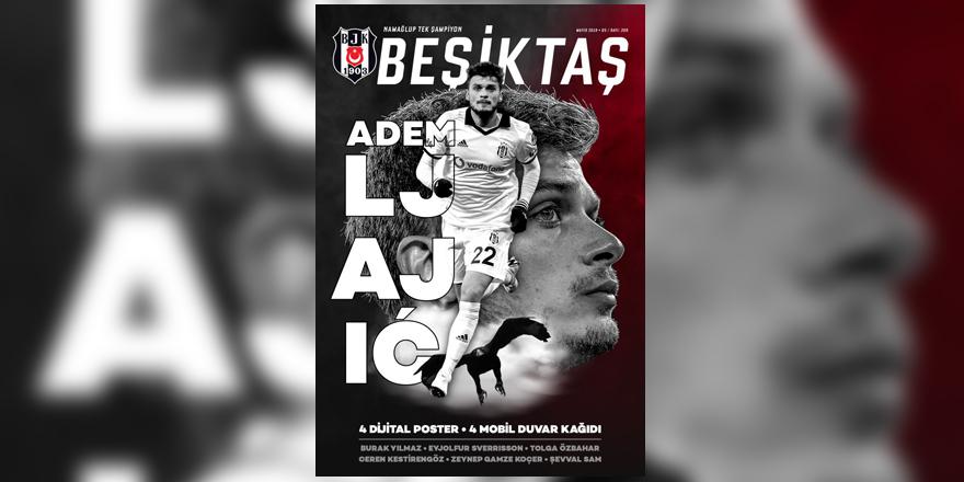 Beşiktaş dergisinin Mayıs sayısında neler var?