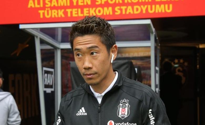 "Kagawa'nın Beşiktaş serüveni bitti!Sosyal medyadan ""ayrılığı"" açıkladı"