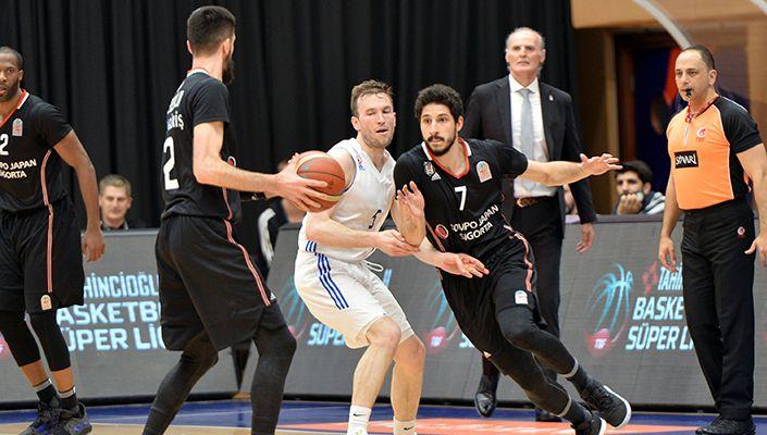 Beşiktaş, FIBA Şampiyonlar Ligi'nde mücadele edecek