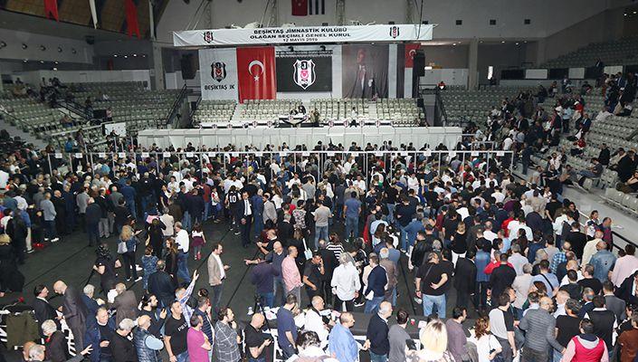 Fikret Orman 5. kez Beşiktaş'ta başkan seçildi