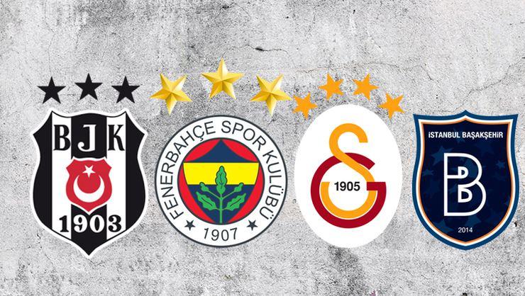 Lider kim oldu? Süper Lig'de son 3 sezonun puan durumu