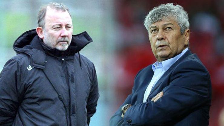 Beşiktaş'ta yönetim Lucescu'yu, taraftar Sergen Yalçın'ı istiyor