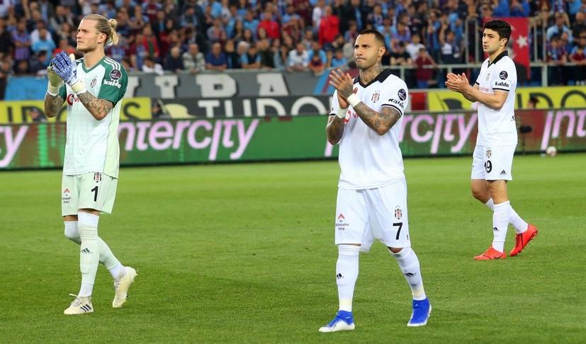 Karius, Beşiktaş'taki geleceği hakkında konuştu