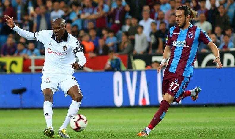 Beşiktaş'ın atom karıncası Atiba Hutchinson