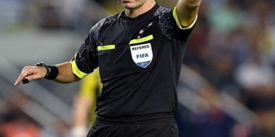 Beşiktaş - Kasımpaşa maçının hakemi belli oldu