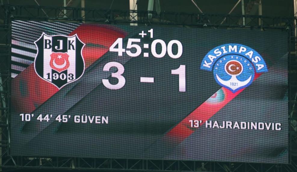 """46 gol yersen..."""