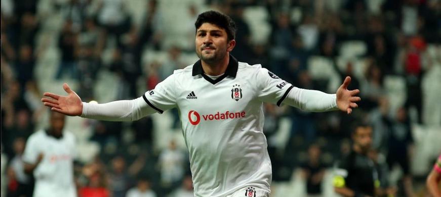 """Güven Yalçın: """"Beşiktaş'a imza attığımda takımdaki 7. forvettim. Kimse oynar gözüyle bakmıyordu."""