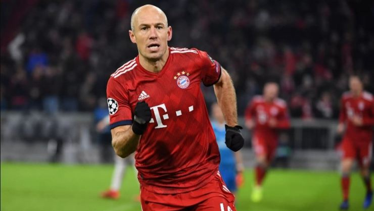 Beşiktaş'tan Arjen Robben bombası!