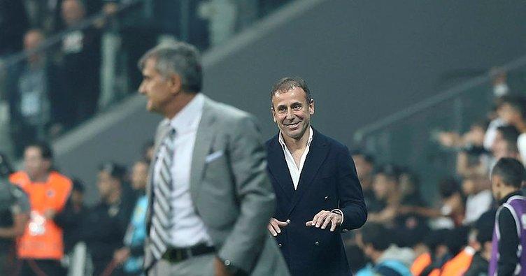 Beşiktaş'ın yeni taktiği 4-1-2-3 oluyor
