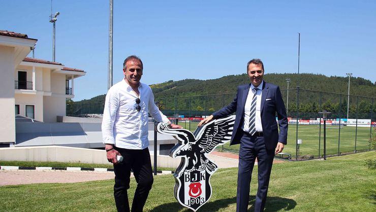 Abdullah Avcı Beşiktaş'taki sistemini oluşturdu!