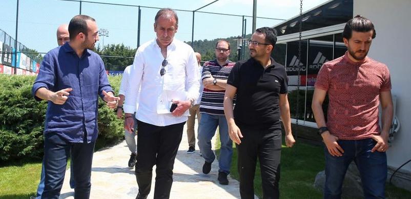 Beşiktaş'ta yeni hayat