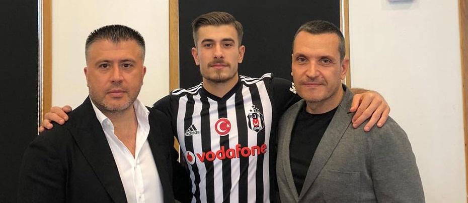 """Dorukhan'ın menajeri Necdet Ergezen: """"6 takımın ilgisi vardı, Beşiktaş'ı tercih etti"""""""