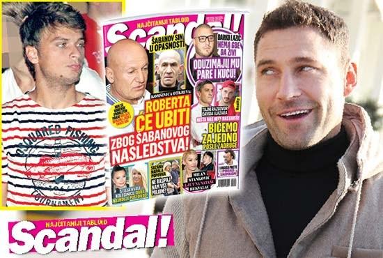 """Sırp basını """"skandal"""" dedi! Tosic ve Ljajic..."""