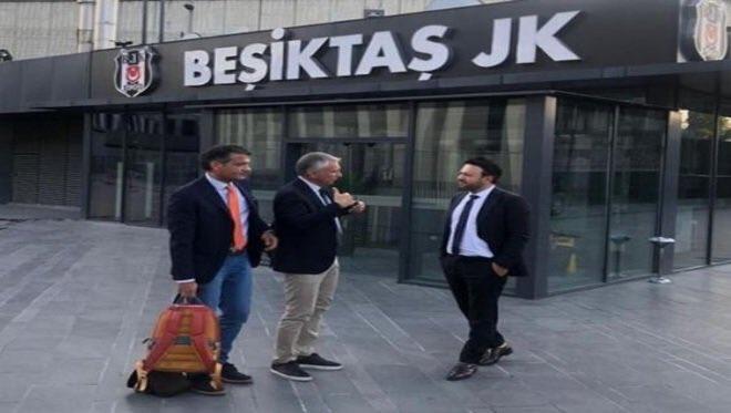 Lecce sportif direktörü Türkiye'de: Hedef Burak Yılmaz